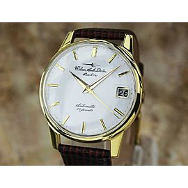 Mens Citizen Auto Dater Rookie 36mm Date Automatic Dress Watch, c.1960s CC29