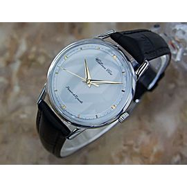 Mens Citizen Ace 36mm Hand-Wind Dress Watch, c.1960s Vintage Y52