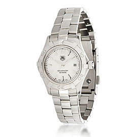 Tag Heuer Aquaracer WAF1414.BA0823 Women's Watch in Stainless Steel