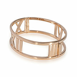Tiffany & Co. Wide Atlas Bangle in 18K Rose Gold