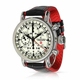 Chronoswiss Timemaster CH 7533 DLU Men's Watch in Stainless Steel
