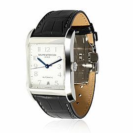 Baume & Mercier Hampton MOA10155 Men's Watch in Stainless Steel