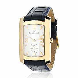 Baume & Mercier Hampton Milleis MV045224 Men's Watch in 18kt Yellow Gold