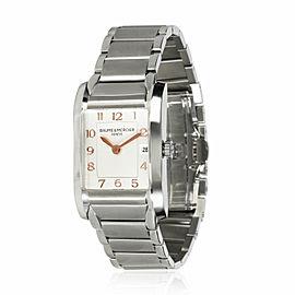 Baume & Mercier Hampton MOA10049 Women's Watch in Stainless Steel