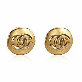 Chanel Spring 1996 Earrings in Base Metal