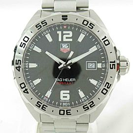 TAG HEUER Stainless steel/Stainless steel Formula 1 watch RCB-43