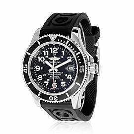 Breitling SuperOcean II 42 A17365C9/BD67 Men's Watch in Stainless Steel