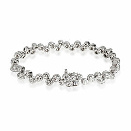 Tiffany & Co. Bubbles Diamond Bracelet in Platinum 4.5 CTW