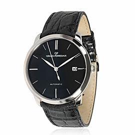 Girard Perregaux Classique Elegance 1966 49525-52-131-BK6A Men's Watch in 18kt W