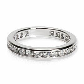 Tiffany & Co. Channel Diamond Wedding Band in Platinum 0.33 CTW