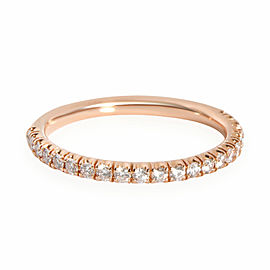Cartier Etincelle Diamond Band in 18K Pink Gold 0.27 CTW