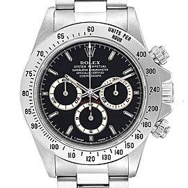 Rolex Cosmograph Daytona Zenith Movement Mens Watch 16520 Box Papers
