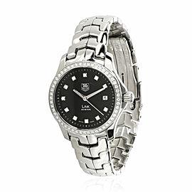 Tag Heuer Link WJF131A.BA0572 Women's Watch in Stainless Steel