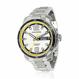 Chopard Monaco Historique 158568-3001 Men's Watch in SS/Titanium