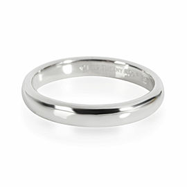Tiffany & Co. Classic Wedding Band in Platinum