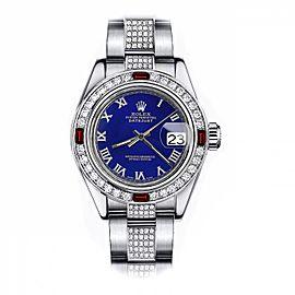 Rolex Datejust 16030 36mm Womens Watch
