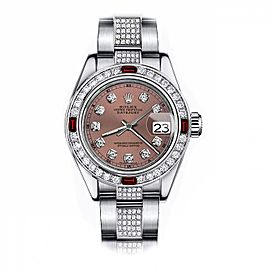 Rolex Oyster 16030 36mm Womens Watch