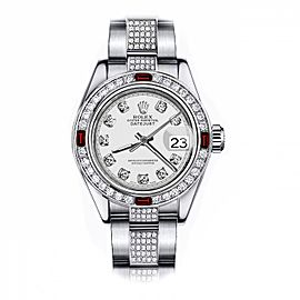 Rolex Datejust 16030 36mm Womens Watch