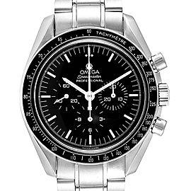 Omega Speedmaster Apollo XI 30th Anniversary Moon LE Watch 3560.50.00