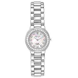 Rolex Cellini Cellissima 18K White Gold Diamond Ladies Watch 6661
