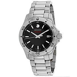 Movado Series 800 2600074 38mm Mens Watch