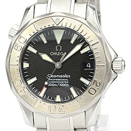 OMEGA Seamaster Stainless steel, White gold (18K) Professional 300M Mid Size Watch