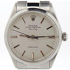 Rolex Air-King 5500 36mm Mens Vintage Watch