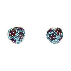 Pasquale Bruni 18K White Gold Earrings