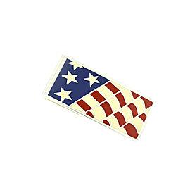 Tiffany & Co. Sterling Silver .925 American Flag Money Clip