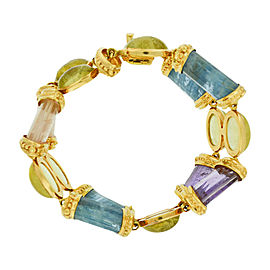 Laura Munder 18K Yellow Gold Bracelet