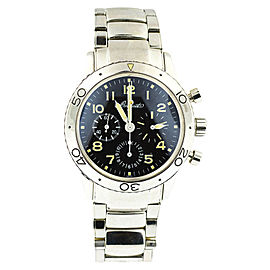 Breguet Type XX Aeronavale Fly-Back Chronograph 3800 Stainless Steel Unisex Watch