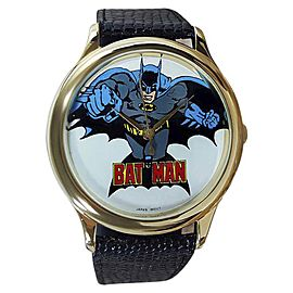 Fossil Batman DC Comics Quartz 1989 Mens Watch