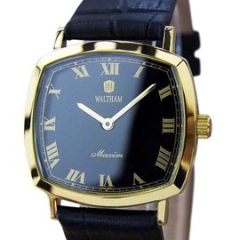 Waltham Maxim Q43 33mm Mens Vintage Watch