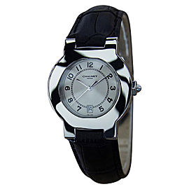 Chaumet Stainless Steel Swiss Made Quartz Womens Watch Year: 2010