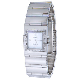 Omega Constellation 1528.76 Stainless Steel 19mm Womens Watch
