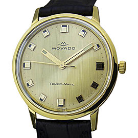 Movado Vintage 34mm Mens Watch