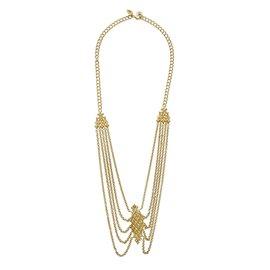 Stephen Webster 925 Sterling Silver Superstud Lariat Necklace