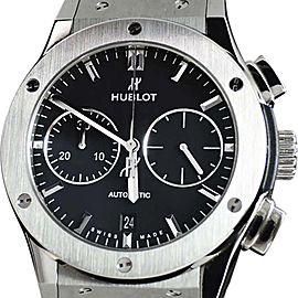 Hublot Classic Fusion 521.NX.1171.LR Titanium 45mm Mens Watch