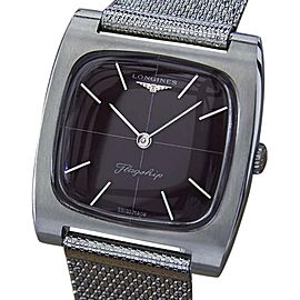 Longines Flagship Stainless Steel Vintage 30mm Mens Watch