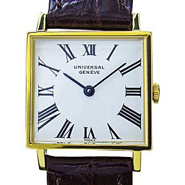 Universal Geneve Vintage 30mm Womens Watch