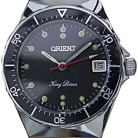 Orient King Diver Vintage 34mm Mens Watch