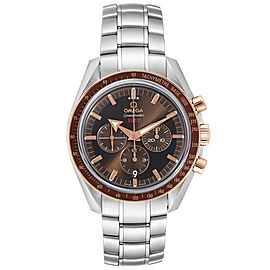 Omega Speedmaster Broad Arrow 1957 Steel Rose Gold Watch 321.90.42.50.13.002