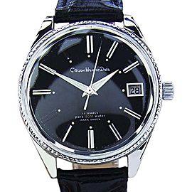 Citizen Homer Date Vintage 37mm Mens Watch
