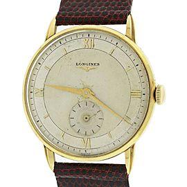 Longines Swiss Vintage 33mm Unisex Watch