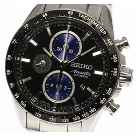 Seiko Brightz Ananta SAEH001 6S28-00F0 Stainless Steel Automatic 42mm Men's Watch