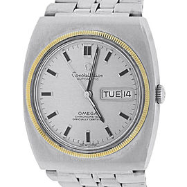 Omega Constellation 168.041 Stainless Steel Automatic Vintage 36mm Mens Watch