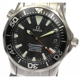 Omega Seamaster Professional 300 2252.50 Stainless Steel 36mm Mens Wrist Watch