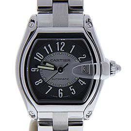 Cartier Roadster 2510 Stainless Steel Automatic 43mm Mens Watch
