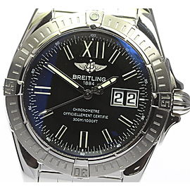 Breitling Windrider Cockpit A49350 / B779 Stainless Steel Automatic 41mm Mens Watch