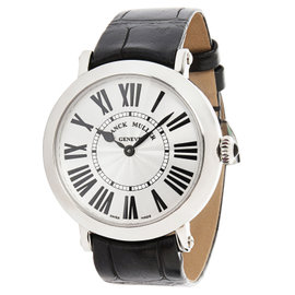 Franck Muller Ronde 8035 QZ R Stainless Steel 33mm Unisex Watch